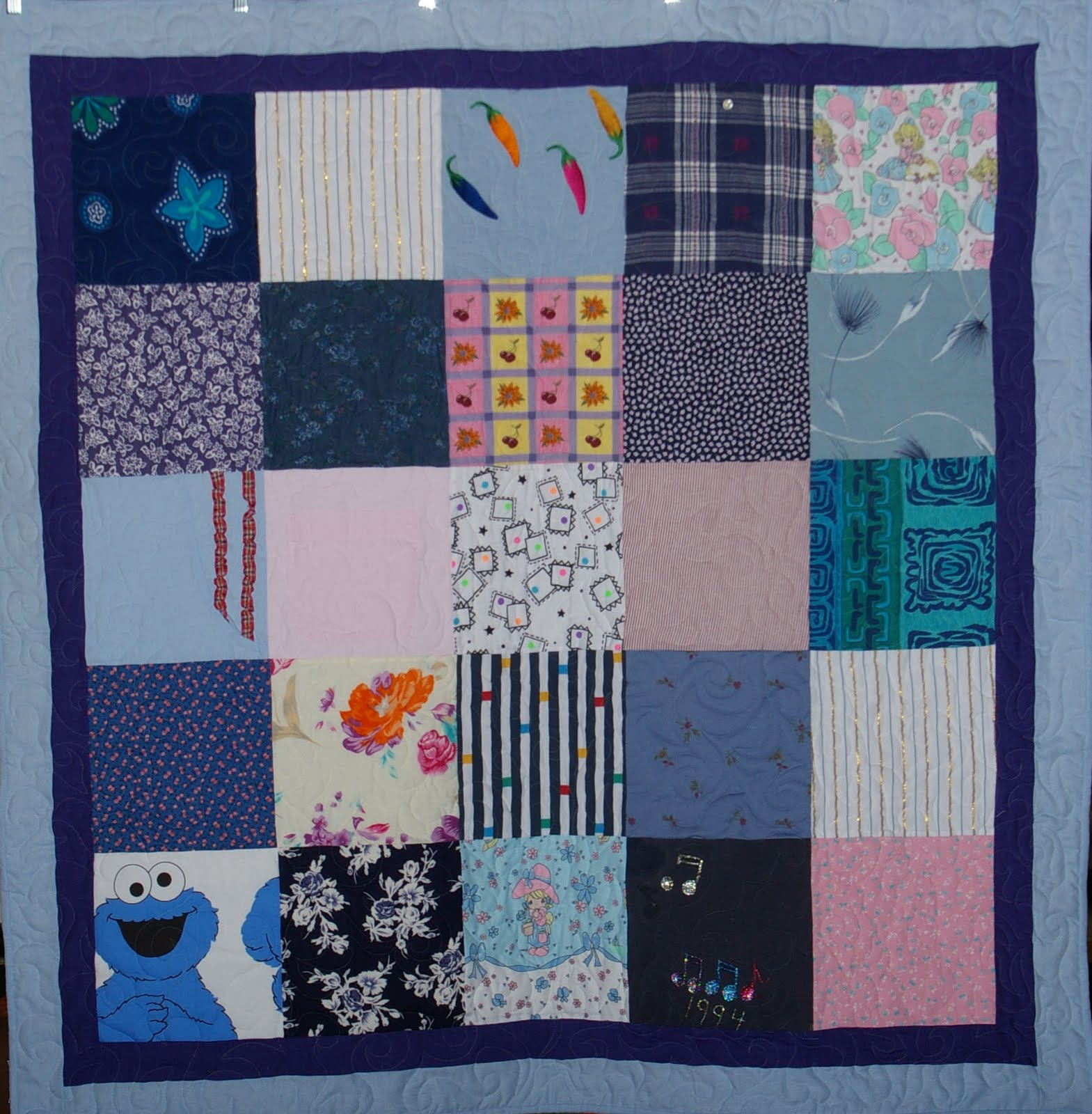 Deeply Felt Memorial Quilts   Over The Top Quilting Studio's Blog : memorial quilts - Adamdwight.com
