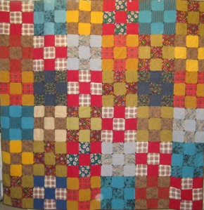 Patrick and Kathy's Quilt